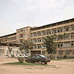 Reabilitação do Hospital Sanatório de Luanda