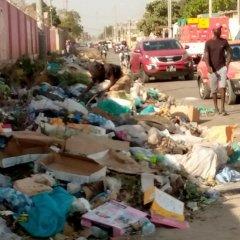 Angola aprova verbas para limpeza pública e remoção de lixo em Luanda