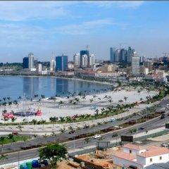 Lançada construção da segunda fase da Marginal de Luanda