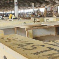 Construção de mercados comunitário em M'Banza Congo