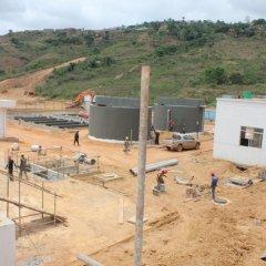 Reforço no abastecimento de água em M'Banza Congo