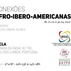 """Inauguração da exposição """"Conexões Afro-Ibero-Americanas"""""""