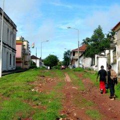 Reabilitação de centros de saúde em Bolama