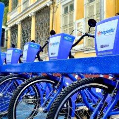 Sistema de bicicletas partilhadas em Belém