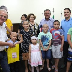 Prefeitura doa terreno para instituto que acolhe crianças com câncer