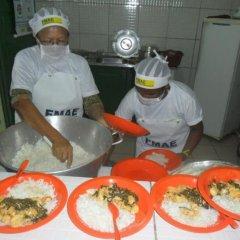 Mostra Gastronómica Escolar em Belém