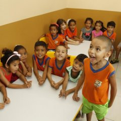Revitalização de escola infantil