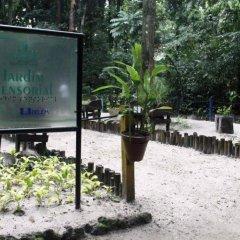 Belém reinaugura Jardim Sensorial