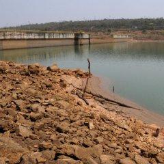 Projeto de captação de água em Brasília