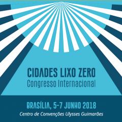 Congresso Internacional Cidades Lixo Zero em Brasília