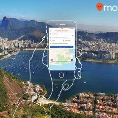"""Moovit"" para os Jogos Rio 2016"