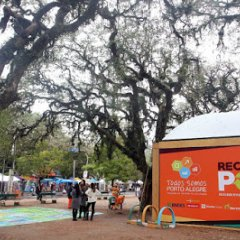 Porto Alegre promove reciclagem