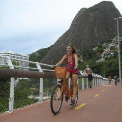 Rio inaugura ciclovia ao longo da Avenida Niemeyer