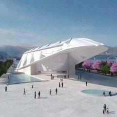Museu do Amanhã inaugurado no Rio de Janeiro