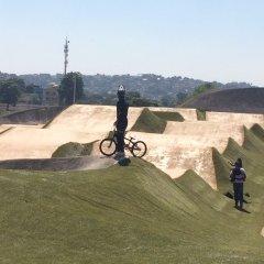Rio inaugura pista de competição de ciclismo para os Jogos de 2016
