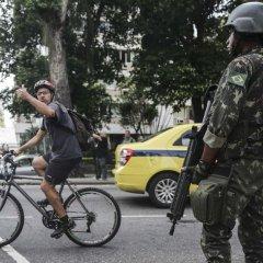 Segurança do Rio de Janeiro passa para o Exército
