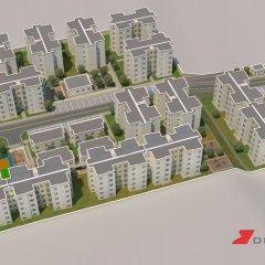 Construção de novas moradias no Rio de Janeiro