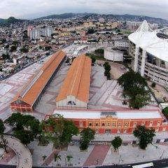 Rio inaugura Nave do Conhecimento e Museu Cidade Olímpica