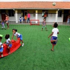 Salvador inaugura Centro de Educação Infantil