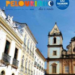 Guia turístico sobre o Centro Histórico de Salvador