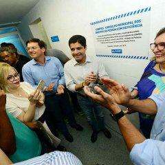 Salvador inaugurou unidade de apoio a pessoas com deficiência