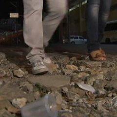 Salvador lança projeto para recuperar calçadas