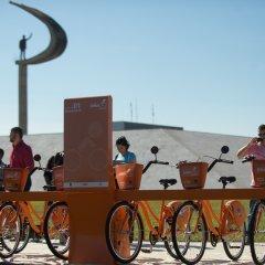 Inauguração do Projeto Bike Brasília