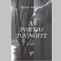 """livro """"As Portas da Noite"""" de Mário Máximo"""