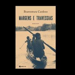"""livro """"Margens e Travessias"""" de Boaventura Cardoso"""