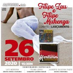 """Lançamento do CD """"Canto Terceiro da Sereia: O Encanto"""" e do livro """"Marítimos"""" na UCCLA"""