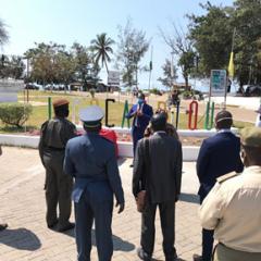 Celebração dos 202 anos da cidade da Ilha de Moçambique