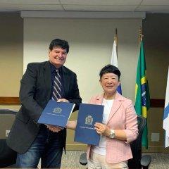 Macau e Rio de Janeiro assinam acordo de cooperação