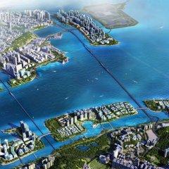 Governo estuda quinta ligação entre a península de Macau e a ilha da Taipa