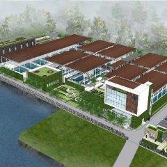 Construção de uma nova Estação de Tratamento de Água em Macau