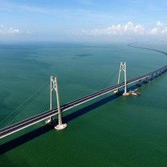 Maior ponte do mundo vai ser inaugurada