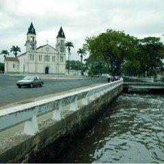 Projeto de reabilitação de estradas em Água Grande