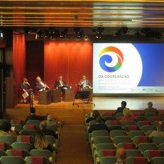 """Colóquio """"Da Cooperação entre os países de língua oficial portuguesa"""" na Gulbenkian"""