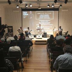UCCLA acolheu concerto solidário de Don Kikas