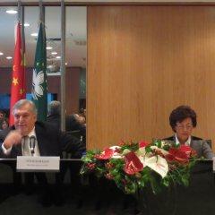 """Conferência Internacional """"10 anos do Fórum de Macau: Desafios e oportunidades para a Lusofonia"""""""