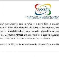 Conversa à volta dos desafios da Língua Portuguesa
