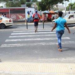 Cidade da Praia facilita mobilidade dos cegos