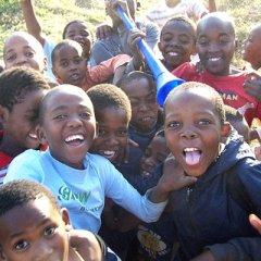 Apoio a crianças vulneráveis de São Filipe