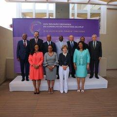 Reunião do Conselho de Ministros da CPLP