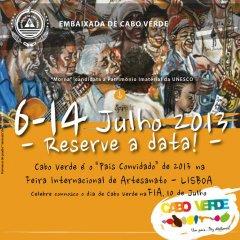 Dia de Cabo Verde em Lisboa
