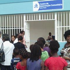 Praia inaugura Centro de Intervenção Comunitária