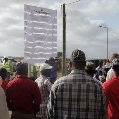 Obras de requalificação e reabilitação do Alto Santa Cruz e do Alto São João no Sal