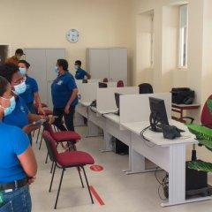 Novas instalações dos serviços sociais da Câmara de São Vicente