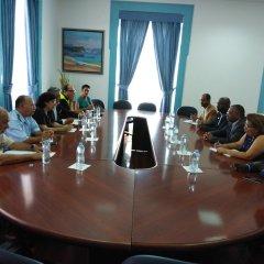 Deslocação a Cabo Verde