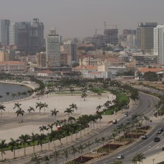 UCCLA presente no aniversário da cidade de Luanda