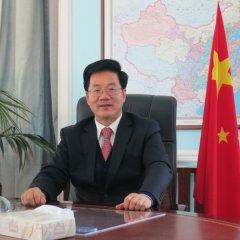 Encontro do Secretário-Geral da UCCLA com Embaixador da República Popular da China em Portugal